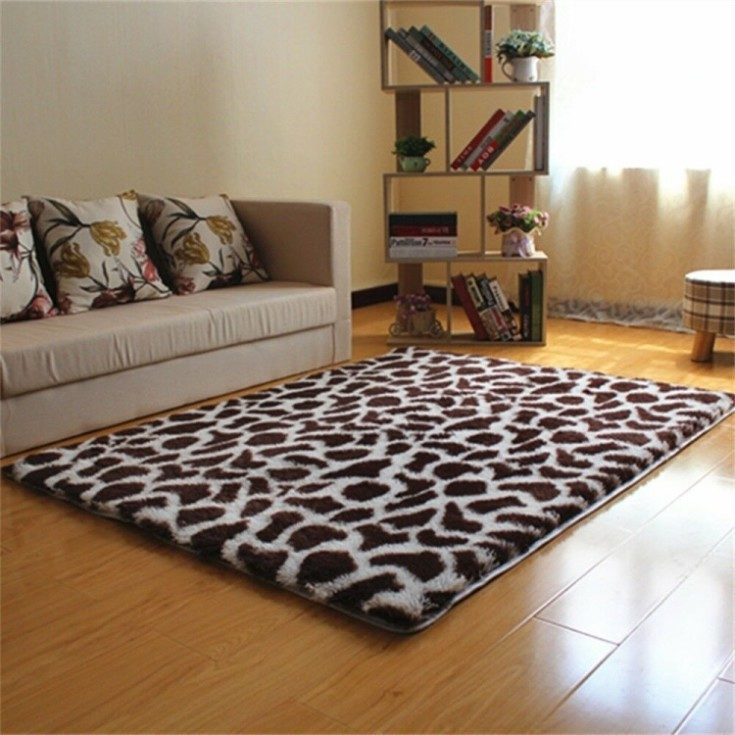 (+55 фото) Большие ковры Икеа и Леруа в интерьере 55 фото