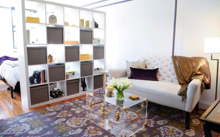 Схемы и фото планировок 1х комнатных квартир удачные решения