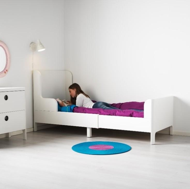 Детская кроватка икеа: как разместить, чем декорировать (90 фото)