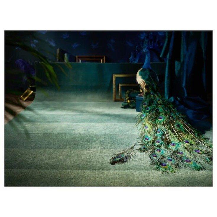 (+70 фото) Ковры ручной работы Икеа и Леруа в интерьере 70 фото