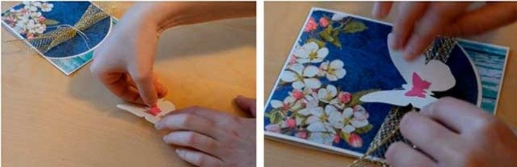 (+64 фото) Открытка своими руками день рождения бабушке