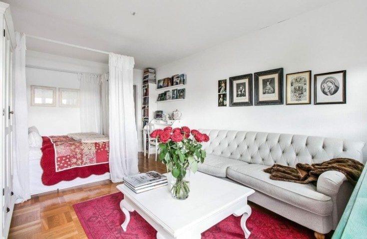 (+84 фото) Планировка двухкомнатной квартиры