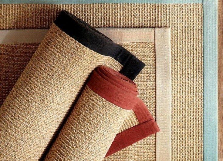Придверные коврики Икеа и Леруа в интерьере 40 фото