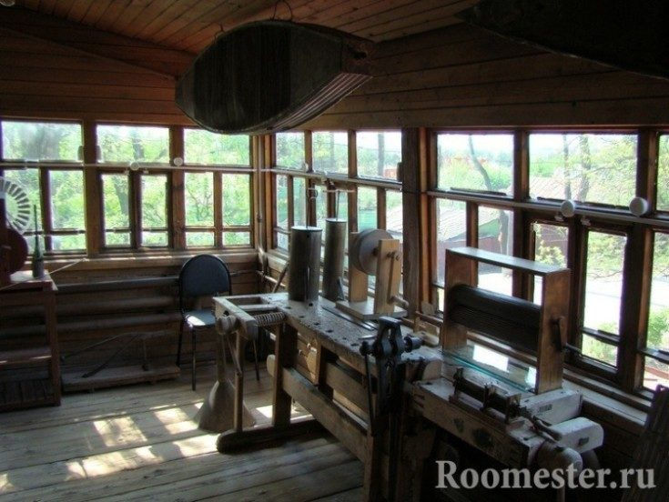 (+65 фото) Интерьер веранды в частном доме
