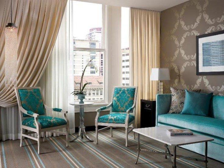 (+106 фото) Таблица сочетания цветов мебели в интерьере фото