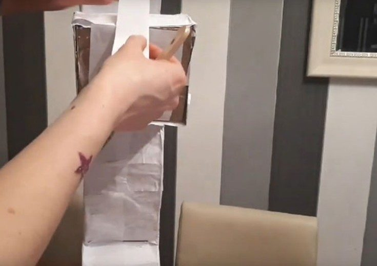 (+97 фото) Как сделать пиньяту своими руками в домашних