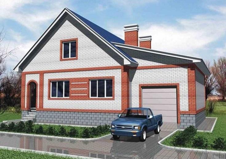 (+45 фото) Планировки одноэтажных домов до 150 кв м