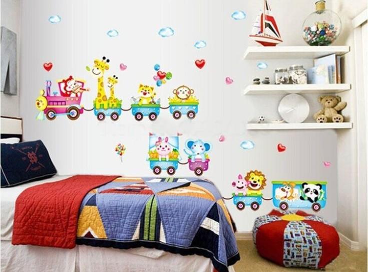 Красивые обои в детскую комнату 61 фото