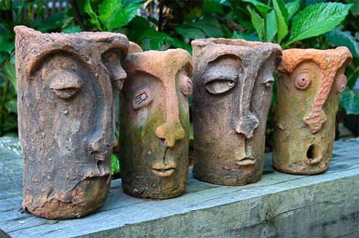 Садовые фигуры из гипса своими руками мастер класс