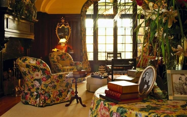 (+60 фото) Английский стиль в интерьере квартиры и загородного дома