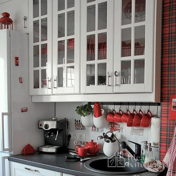(+35 фото) Кухня Будбин в интерьере