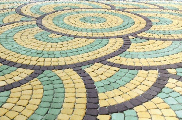 Укладка плитки тротуарной своими руками пошаговая инструкция