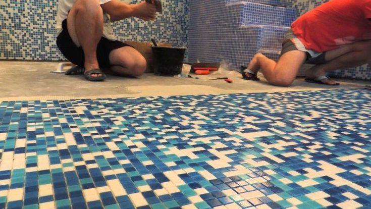 (+50 фото) Мозаика в интерьере