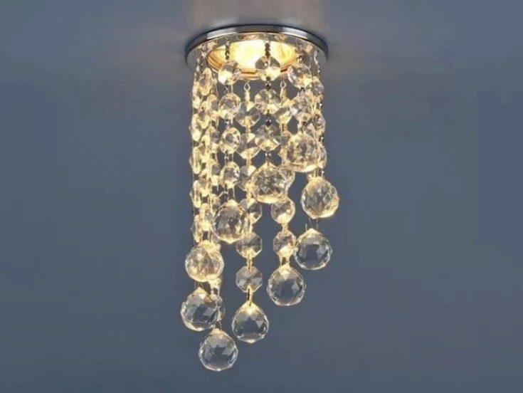 Встроенные светильники потолочные как разместить