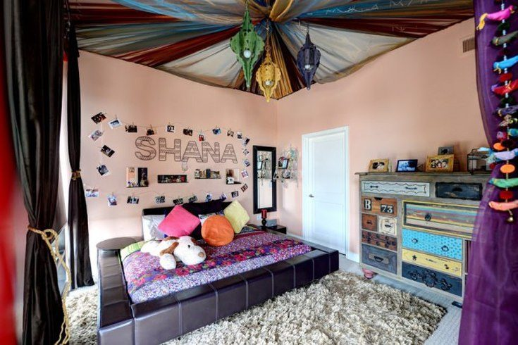 (+55 фото) Cовременнный стиль бохо в интерьере квартиры