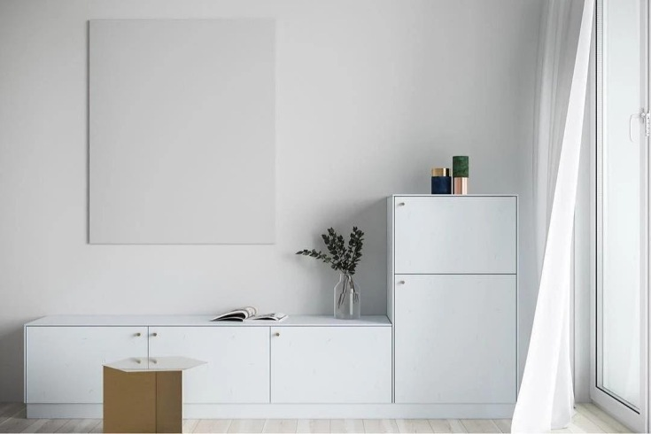 (+40 фото) Мебель Бесто в интерьере