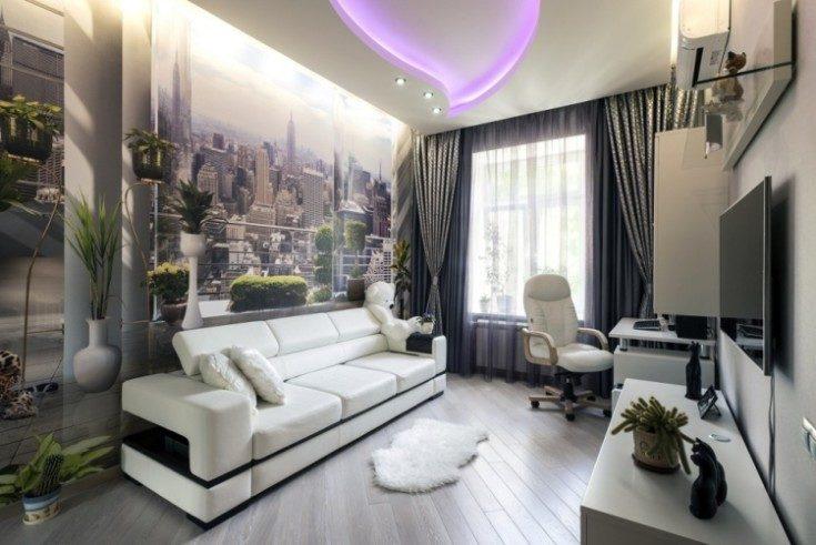 Гостиная 15 кв метров и варианты дизайна