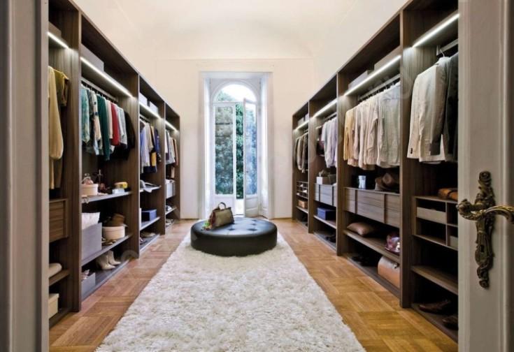 Дизайн гардеробной комнаты проекты 44 фото