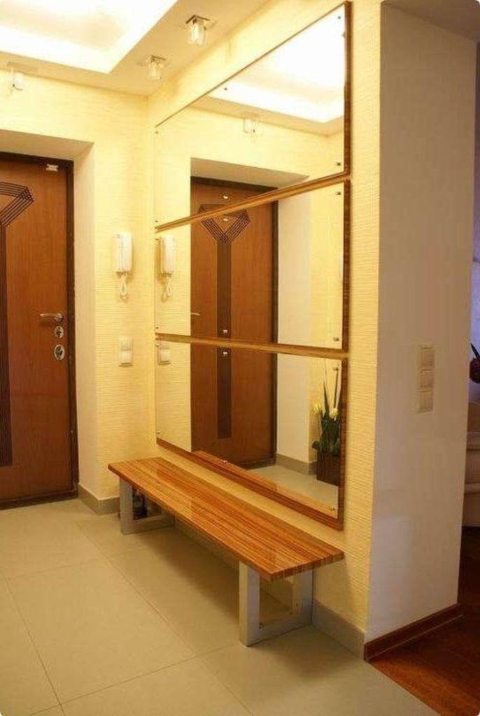 (+66 фото) Варианты дизайна для узкого коридора в хрущёвке