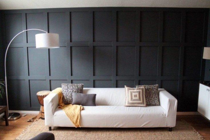 (+65 фото) Стеновые панели для внутренней отделки