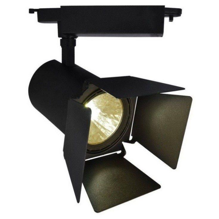 (+68 фото) Трековые светильники в интерьере 68 фото