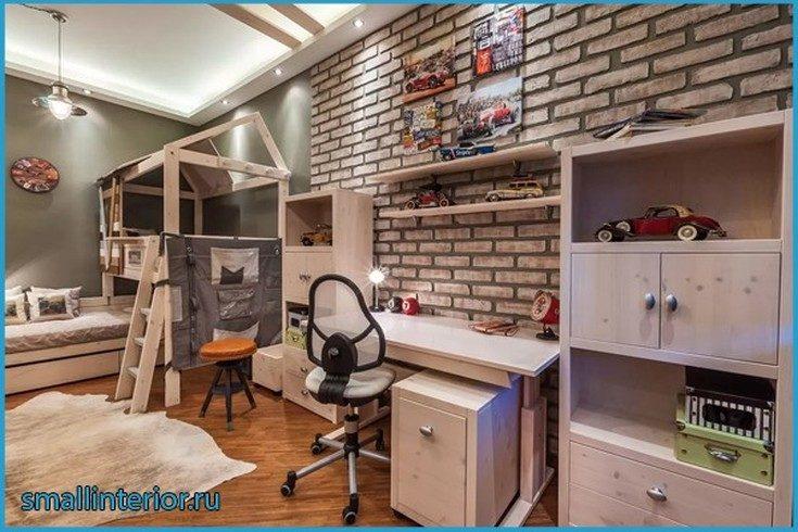 (+120 фото) Оформление детской комнаты для мальчика