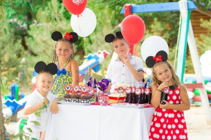 (+73 фото) Декор на день рождения ребёнку