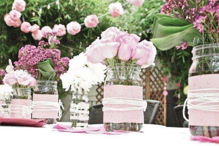 Декор вазы своими руками: дизайн и оформление 60 фото