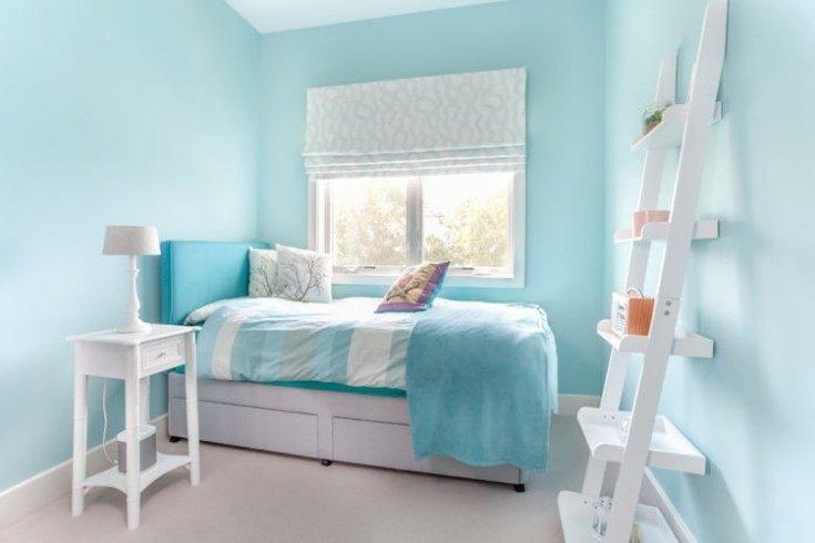 Таблица лучших сочетаний цветов в интерьере детской комнаты фото