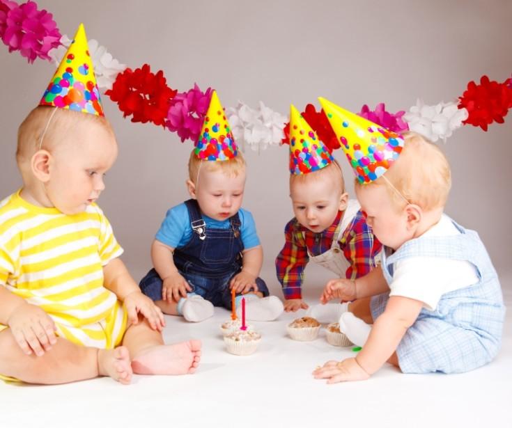 Декор на день рождения ребёнку