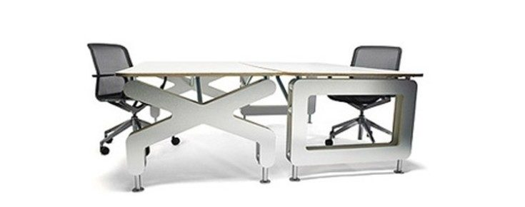 Столешницы для офиса: разновидности и материалы