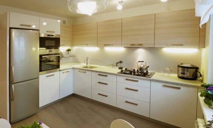 Дизайн кухни 12 кв. метров