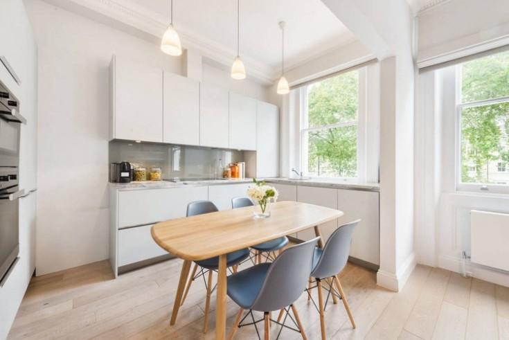 Кухни ИКЕА по стилю интерьера 79 фото