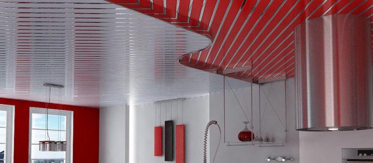 (+96 фото) Потолок в коридоре дизайн