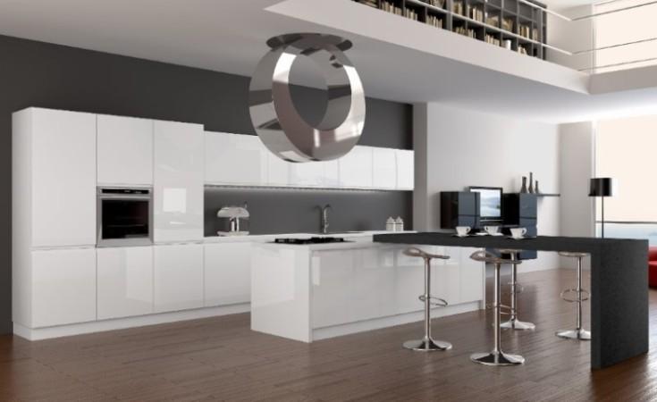 Кухни в стиле хайтек примеры и идеи