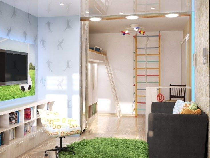 (+97 фото) Обои в спальню в современном интерьере квартиры 97 фото