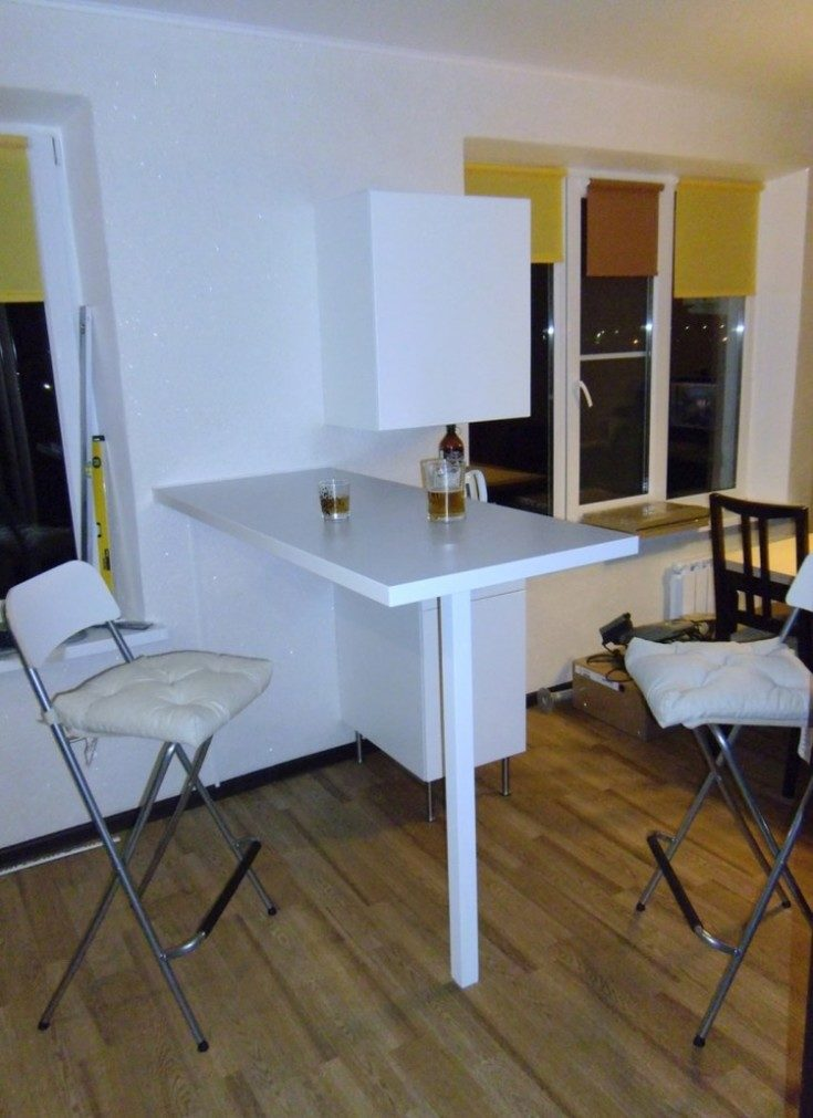 Стулья от ИКЕА в интерьере квартиры 83 фото