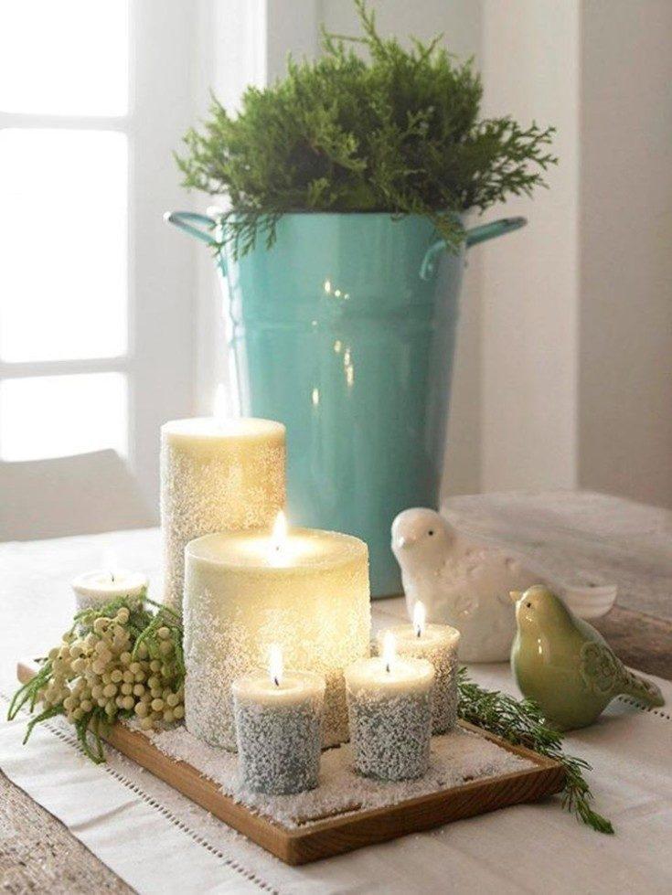 Свечи своими руками в домашних условиях