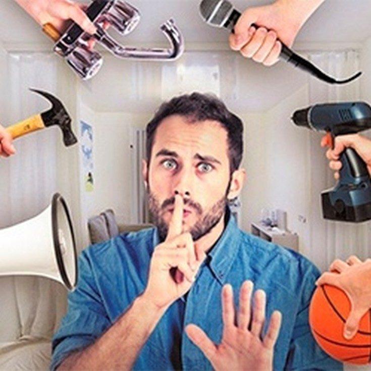 (+20 фото) Когда можно шуметь в квартире (для ремонта и не только)