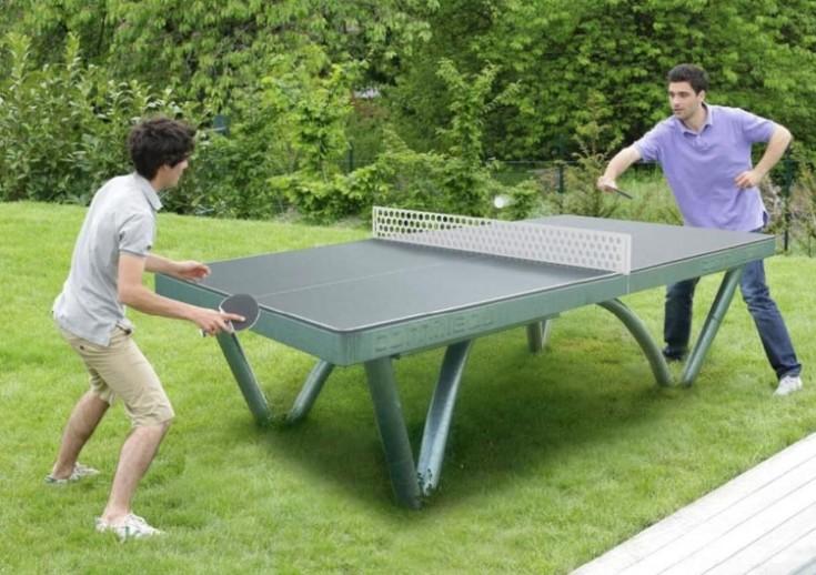 Теннисный стол своими руками чертежи размеры фото