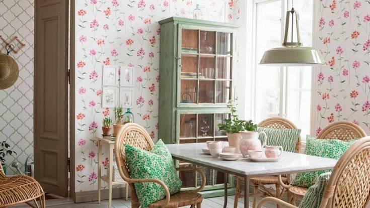 Прованс французский стиль в интерьере квартиры