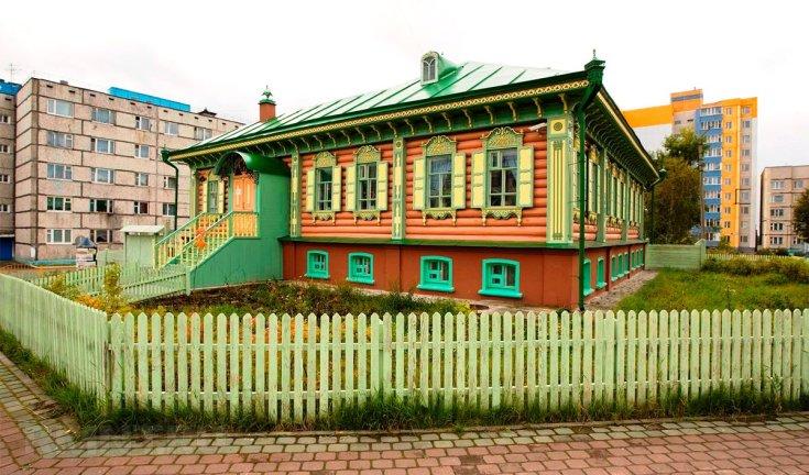 (+45 фото) Интерьер в стиле русской усадьбы