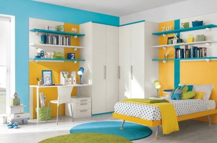 Таблица сочетания цветов мебели в интерьере фото