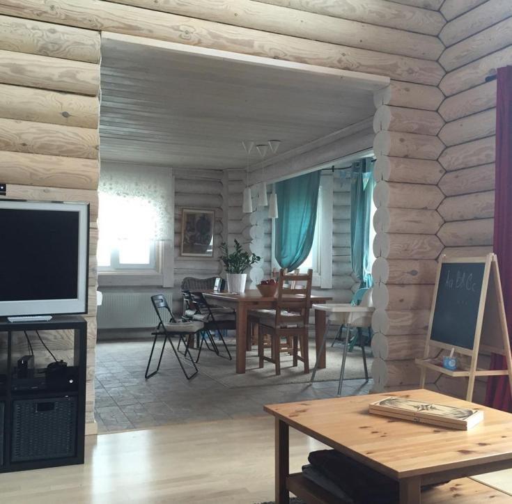 (+49 фото) Красивая дача в деревенском стиле фото интерьер