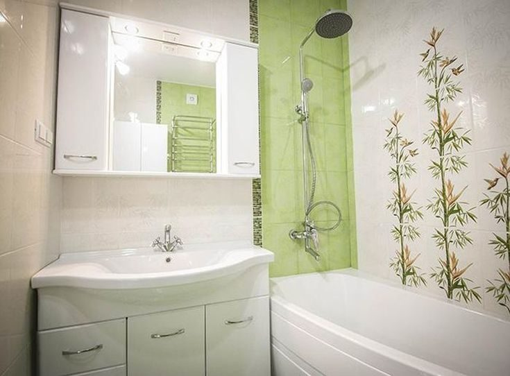 (+100 фото) Правила дизайна ванной в хрущевке