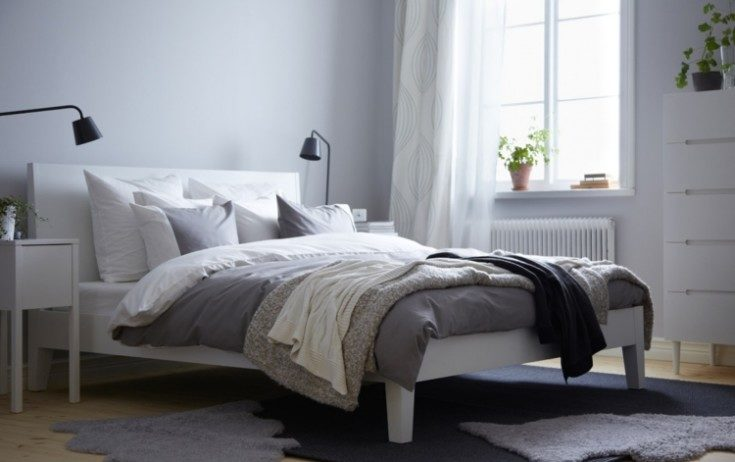 (+91 фото) Кровати ИКЕА: особенности выбора и готовые решения 91 фото